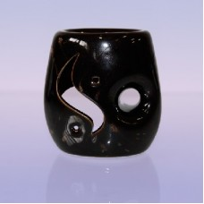 Аромалампа Салют 11 см керамика