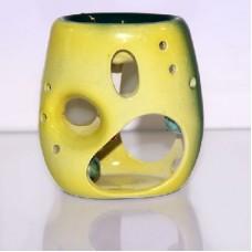 Аромалампа Хайтек 10см-11см керамика
