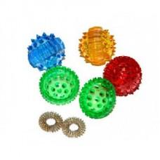 Су-Джок набор (2 кольца+шарик)