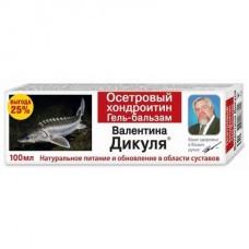 В.Дикуль Осетровый хондроитин гель-бальзам 50мл